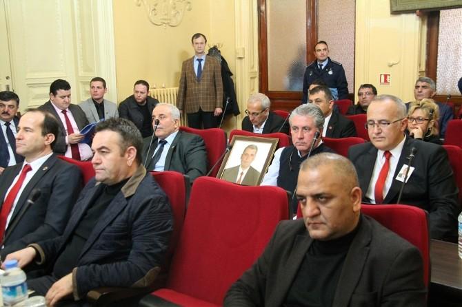 Edirne Belediyesi Şubat Ayı Olağan Meclisi Buruk Geçti