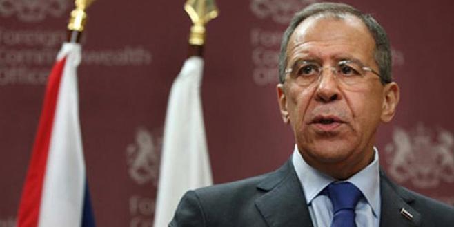 Lavrov'dan sürpriz çıkış