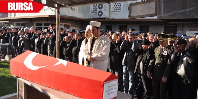 Kanserden hayatını kaybeden Kurmay Binbaşı Evdalı toprağa verildi