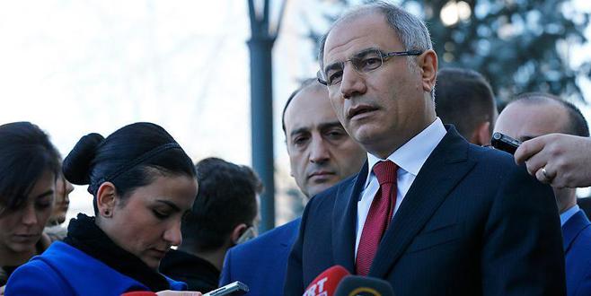 Efkan Ala, Sırp keskin nişancı iddialarını yanıtladı