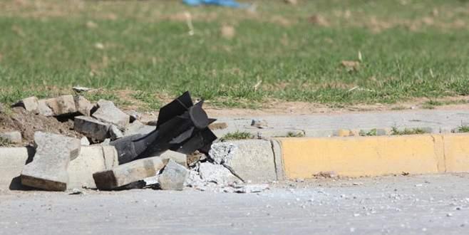 Gaziantep'e 3 havan topu düştü!