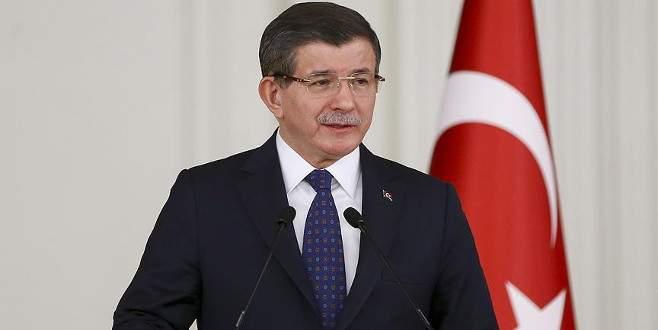 Davutoğlu: 'Kim kamu düzenini tehdit ediyorsa…'