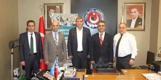 Esentepe Hastanesi ile Türk Metal arasında sağlık işbirliği