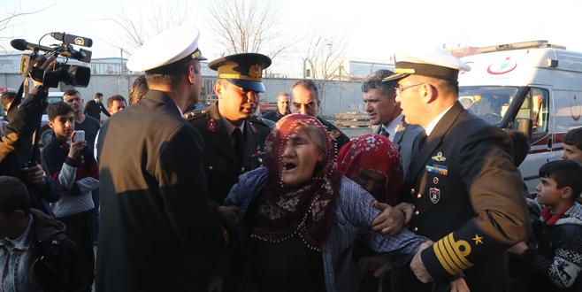 Uzman çavuş, kardeşinin asker olduğu gün şehit düştü