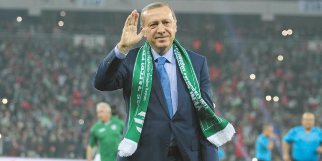 Timsah, Erdoğan'a gidecek