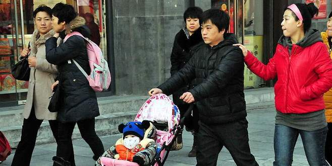 Çin'de hafta sonu tatili iki buçuk güne çıkıyor