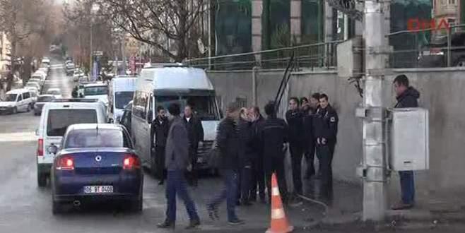 Ankara'da polisi alarma geçiren olay!