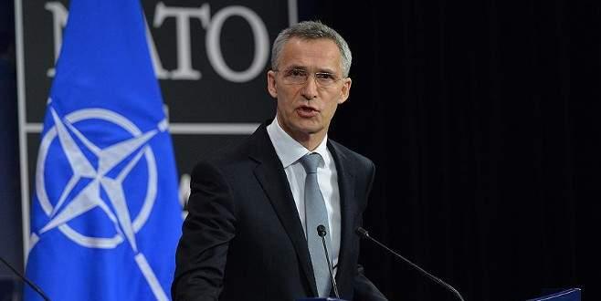 NATO: Rusya'nın hava saldırıları görüşmeleri baltalıyor