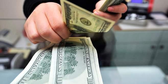 Dolar/TL 2,92 sınırında