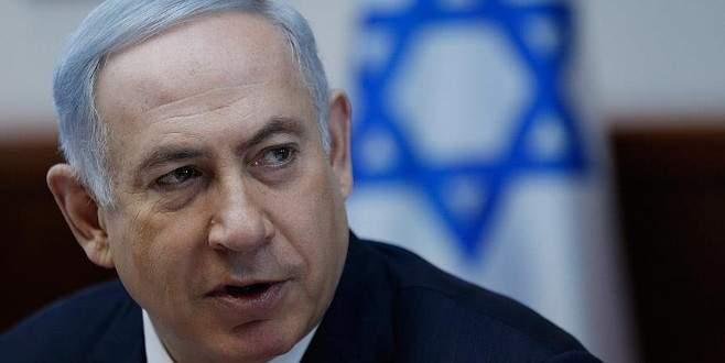 Netanyahu, Arap vekilleri hedef aldı