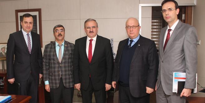 Bursa turizm forumuna hazırlanıyor
