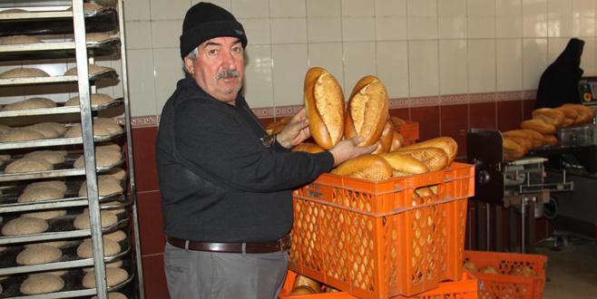Ekmek satanlar ruhsatlandırılsın talebi