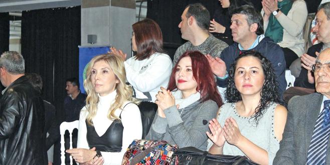 Sevgiliye Bursa'da destek