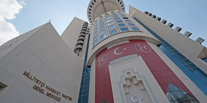 MHP'li muhalifler kurultay davası açtı