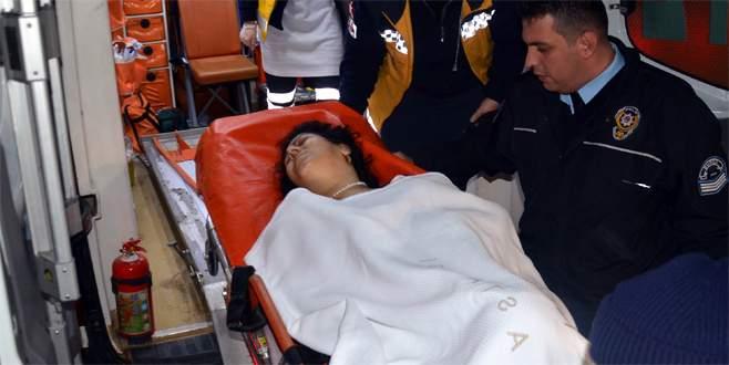 Bursa'da dehşet! Annesini 6 yerinden bıçakladı