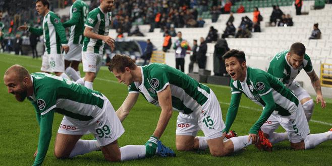 Bursaspor-Medipol Başakşehirspor notlar