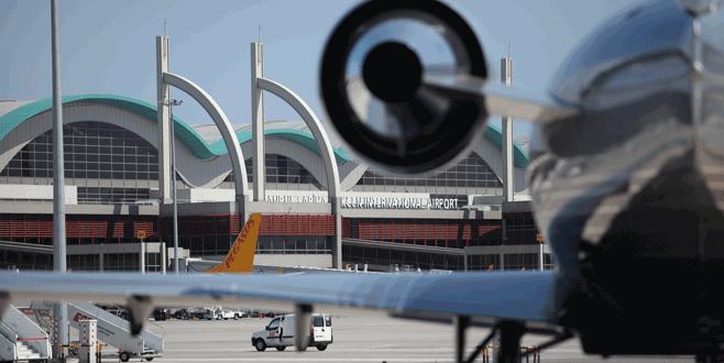 Sabiha Gökçen Avrupa'nın en hızlı büyüyen havalimanı