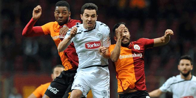 Galatasaray 0-0 Torku Konyaspor