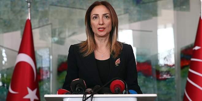 CHP Parti Meclisi'nden Aylin Nazlıaka kararı
