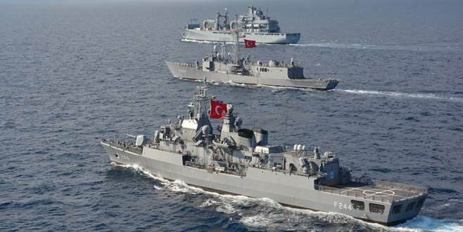 NATO Deniz Kuvvetleri'nden Doğu Akdeniz'de tatbikat