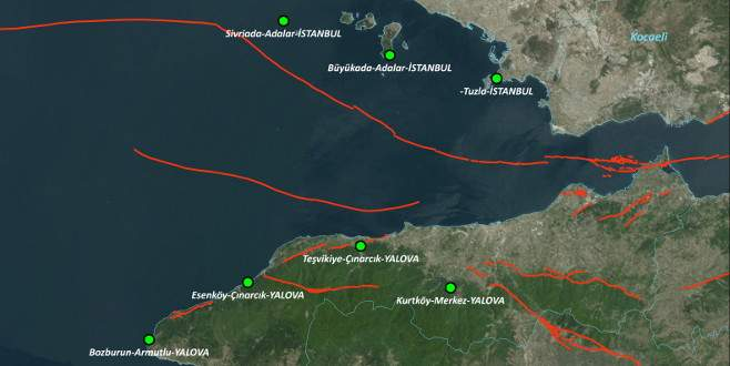 Olası Marmara depreminin 'kalp atışları' izleniyor