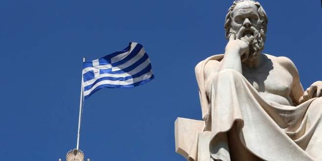 Yunanistan borsasında 'Kara Pazartesi'