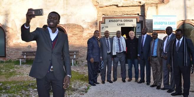 Sudanlı başkanlara tarım çalıştayı