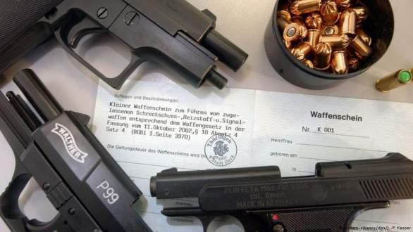 Daha fazla Alman silah istiyor