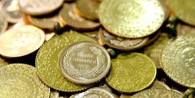 Altının gramı 112 lirada dengelendi