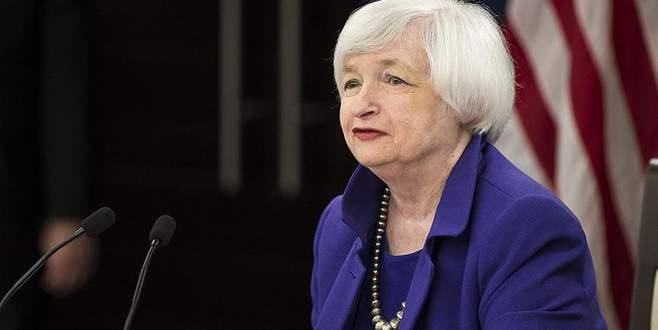 Fed Başkanı Yellen'den faiz mesajı