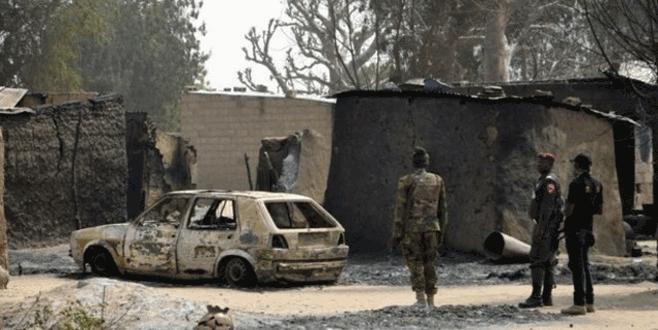 Sığınmacı kampında katliam: 56 kişi öldü