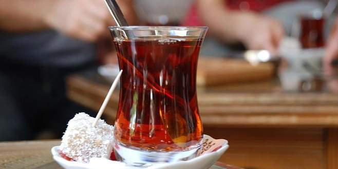 Faydalı alışkanlığımız: Çay
