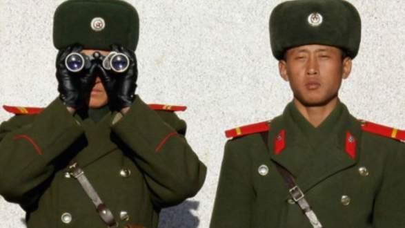 Kuzey Kore'ye bağış kampanyası!