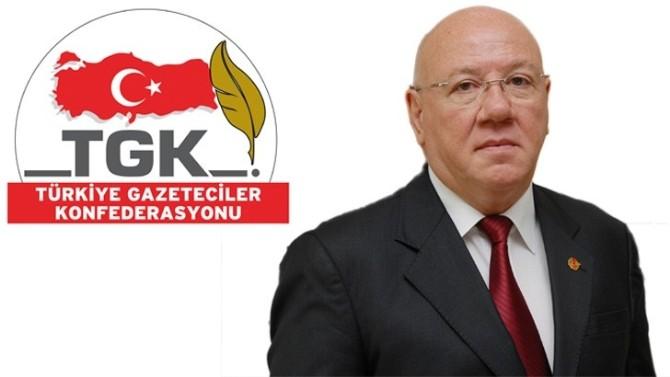 Tgk'dan Yeni Şafak Gazetesi Ve Akit Medya Grubu'na