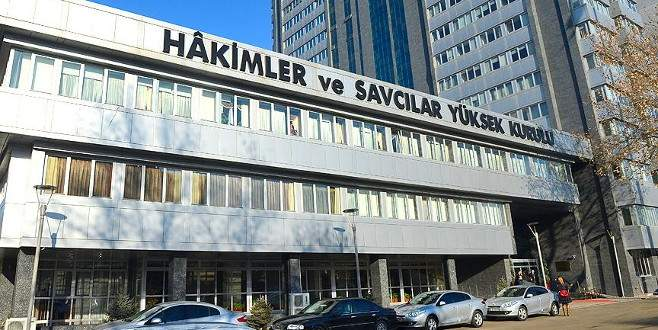 HSYK savcı Kılınç ile hakim Ergül'ü görevden uzaklaştırdı