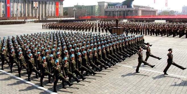 Kuzey Kore'den 'savaş ilanı'