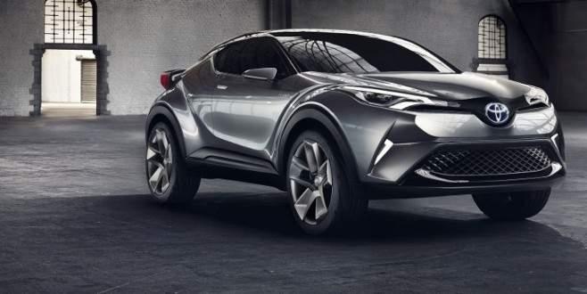 Toyota'nın yeni modeli Türkiye'de üretilecek