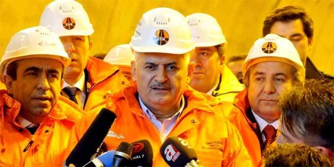 Dev projenin Bursa ayağı yıl sonuna kalmadan açılacak