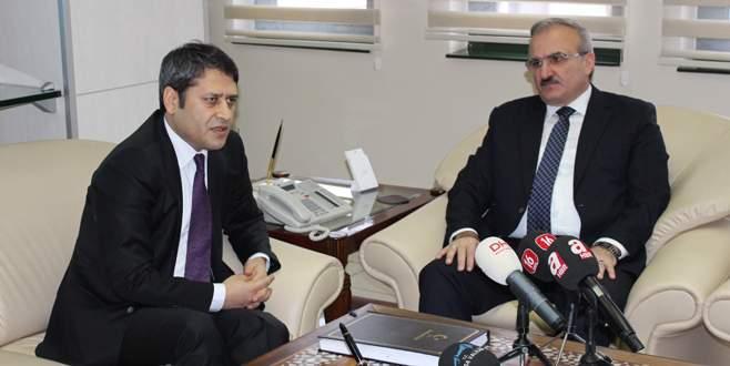 Bursa'ya 114 milyon Euro hibe desteği