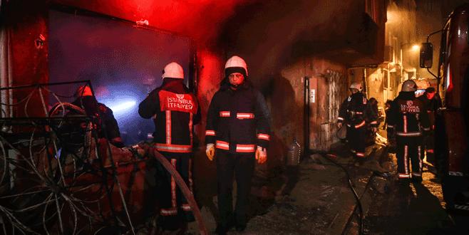 Suriyeli ailenin kaldığı evde yangın: 2 çocuk öldü