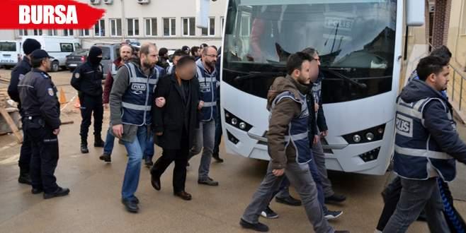 Bursa'daki 'Paralel yapı' operasyonunda flaş gelişme!