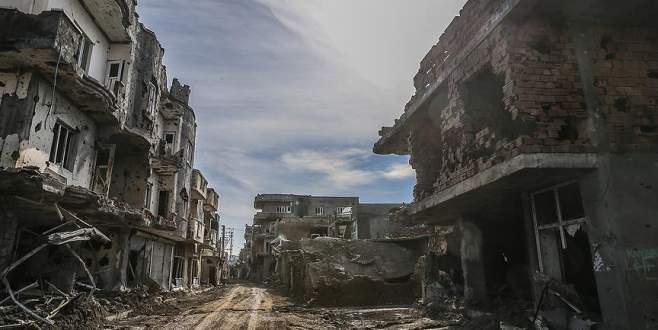 Cizre'deki tahribat ortaya çıktı