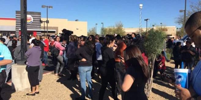 Liseye silahlı saldırı: 2 ölü
