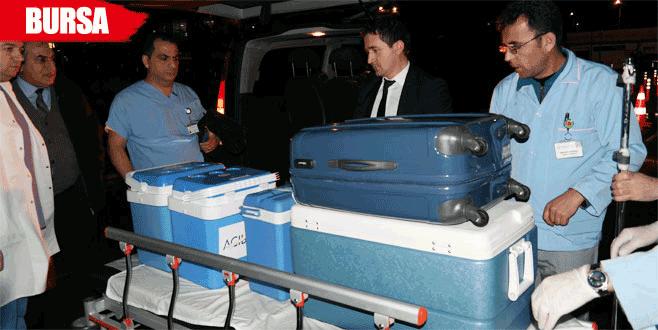 76 yaşındaki adamın organları 3 kişiye umut oldu