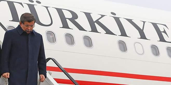 Başbakan Davutoğlu Erzincan'da