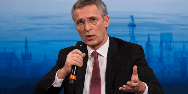 NATO: 'Soğuk savaş istemiyoruz'