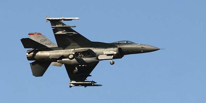 ABD'den Pakistan'a 8 adet F-16 satışı
