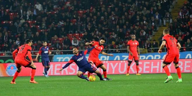 Mersin İdmanyurdu: 2 – Galatasaray: 1