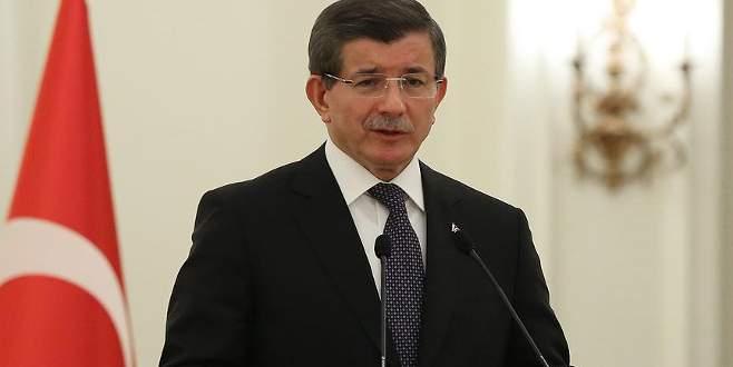 Başbakan Davutoğlu'ndan 'YPG' açıklaması