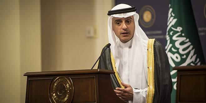 Suudi Arabistan'dan 'Esad' açıklaması